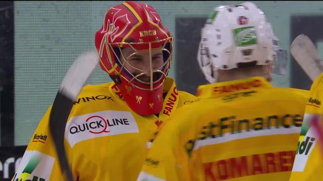 National League, 44e journée: Zoug - Bienne (4-5 tb) [RTS]