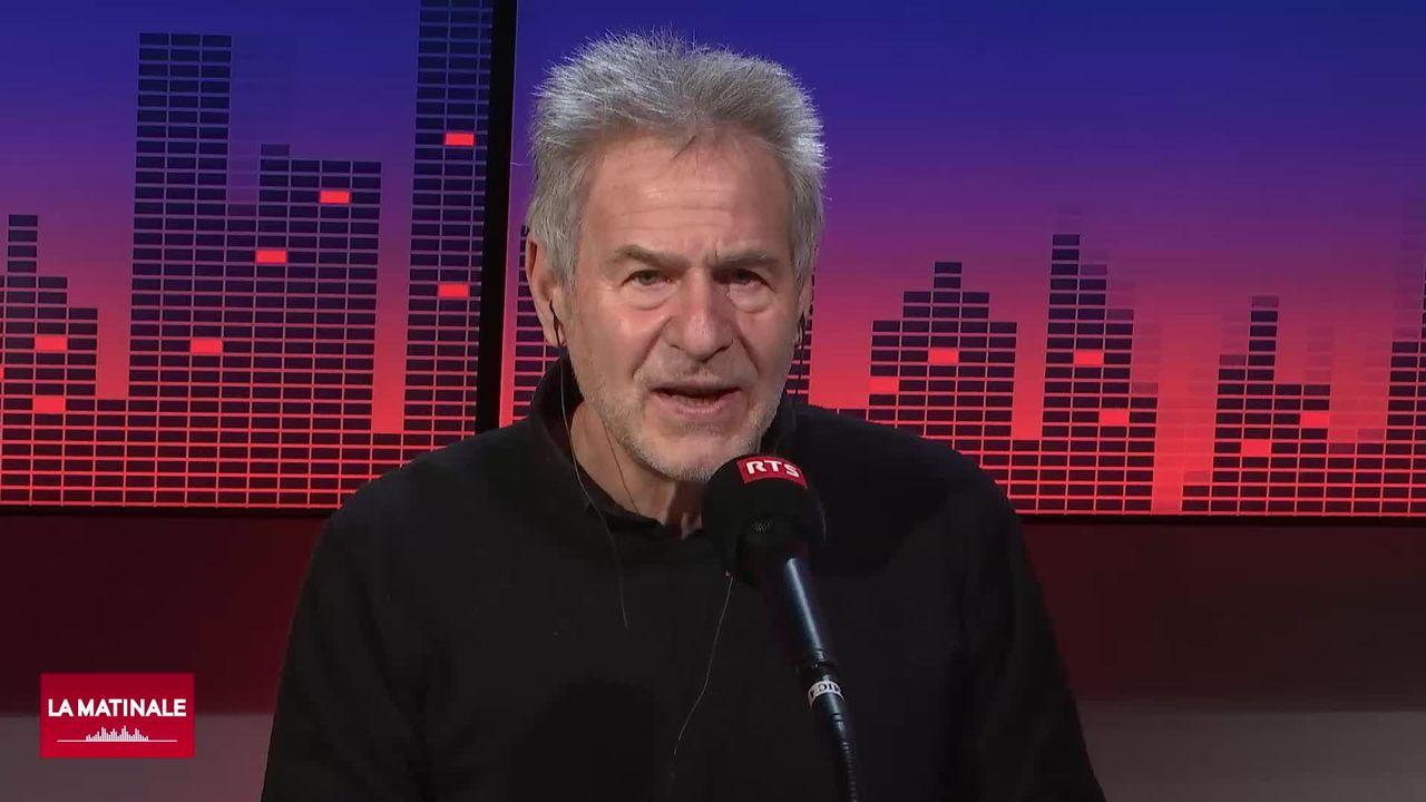 L'invité de La Matinale (vidéo) - Charles Wyplosz, professeur honoraire à la HEID à Genève. [RTS]