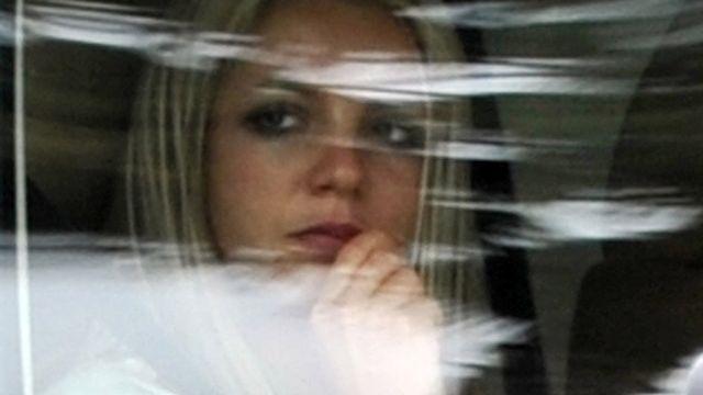 Britney Spears en 2008. [Gabriel Bouys - AFP]