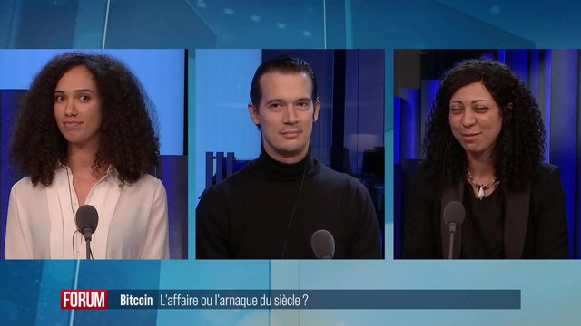 Grand débat - Bitcoin: l'affaire ou l'arnaque du siècle? [RTS]
