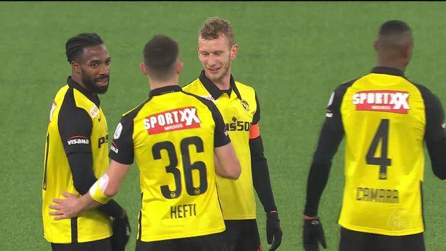 16e journée, Young Boys - Lausanne-Sport (1-0): les meilleurs moments de la rencontre [RTS]