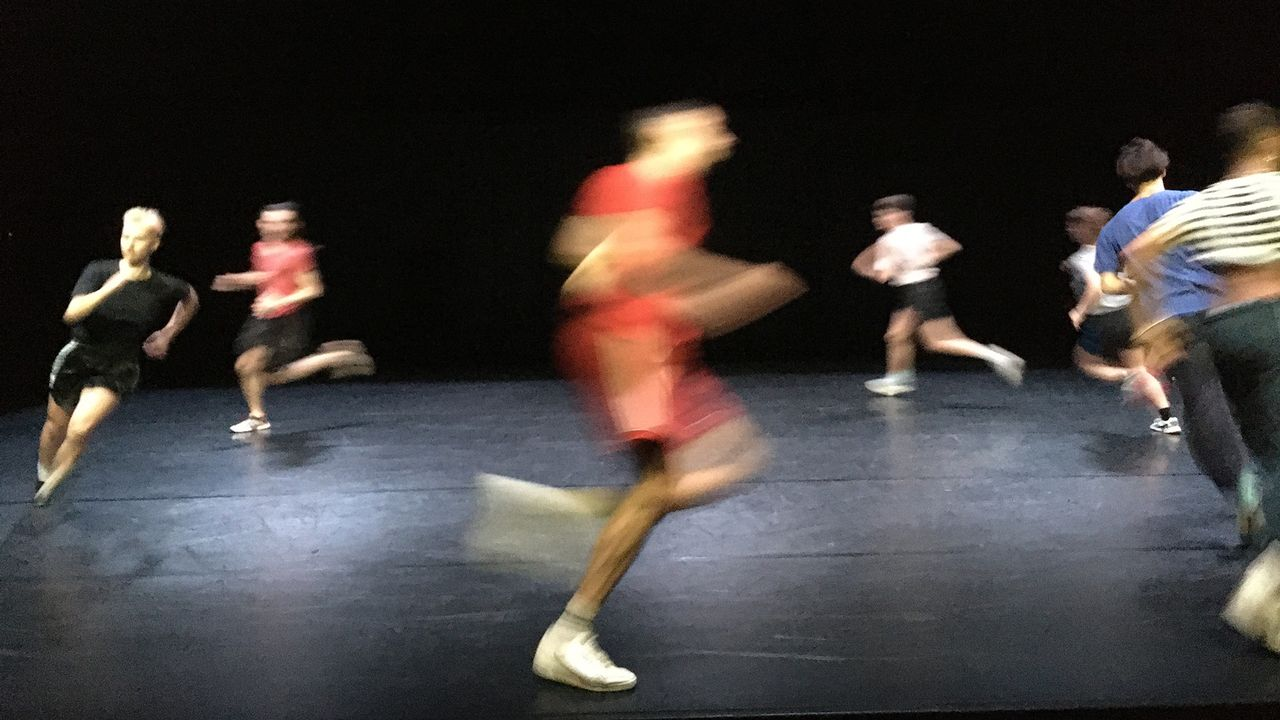 """Une photo du spectacle """"Dance Climax"""". [DR]"""