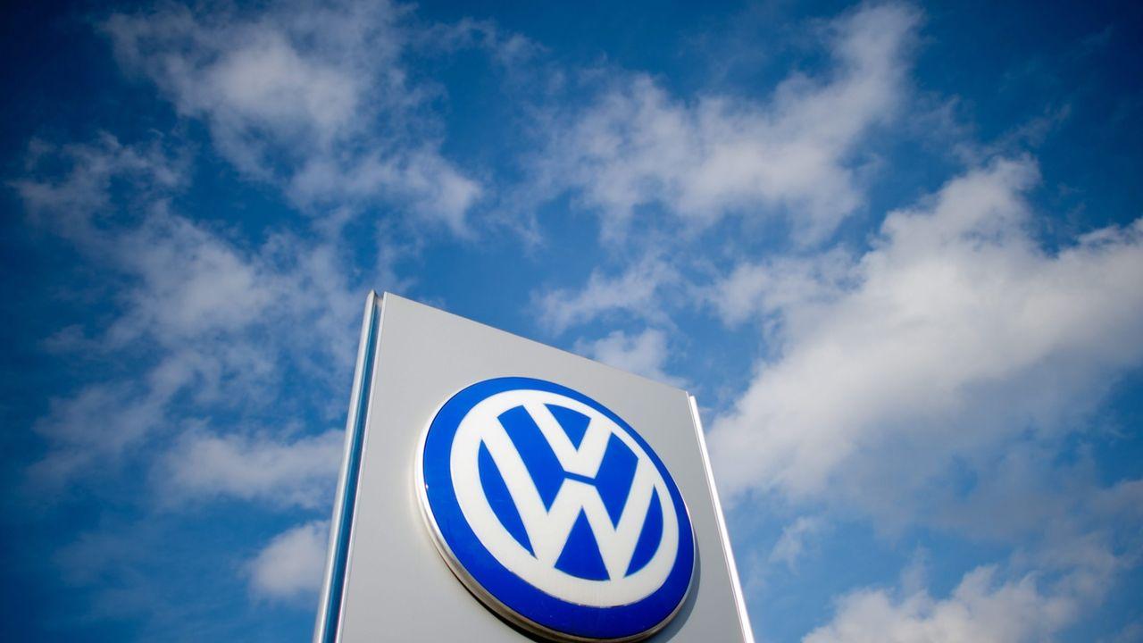 Volkswagen s'allie à Microsoft pour les voitures autonomes. [Julian Stratenschulte - EPA]