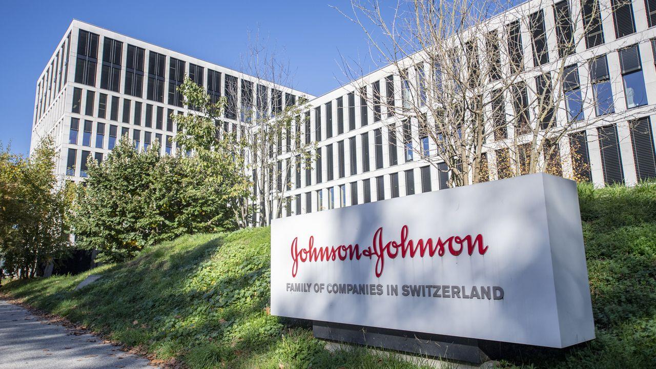 Johnson & Johnson a prolongé d'une semaine le délai de consultation. [Urs Flueeler - KEYSTONE]