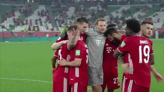 Finale, Bayern Munich - Tigres (1-0): sans impressionner, les Bavarois remportent la compétition [RTS]
