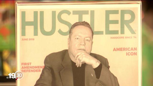 Décès de Larry Flynt, l'homme d'affaires américain devenu roi du porno et de la provoc [RTS]