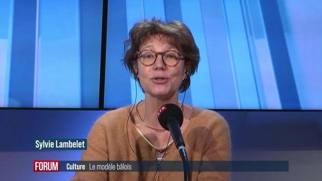 Situation du monde de la culture : le modèle de Bâle [RTS]