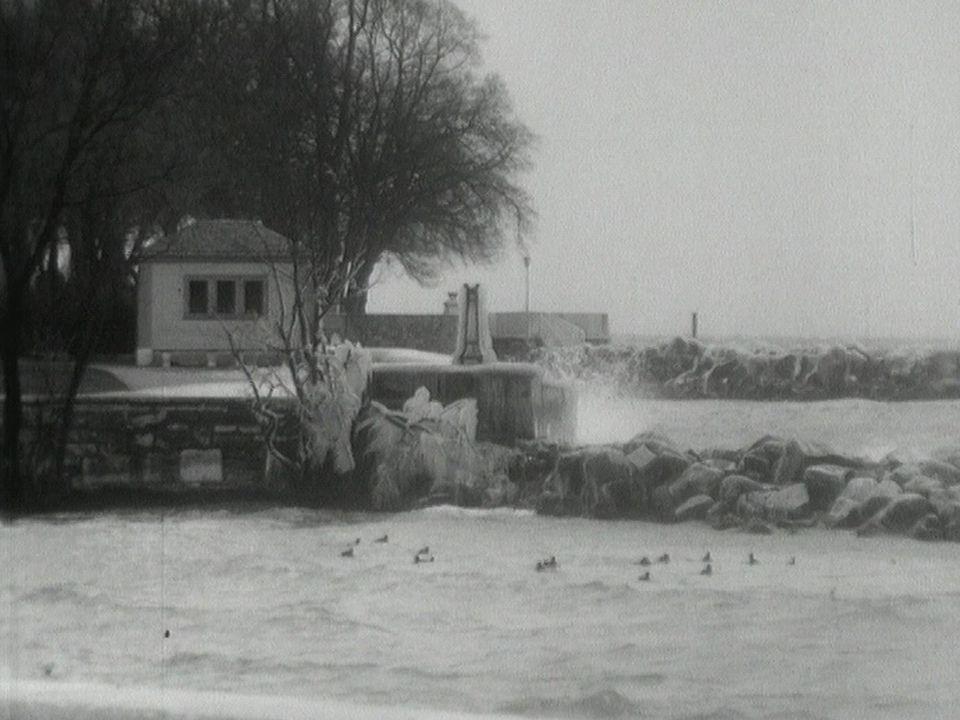 Le grand froid en Romandie [RTS]