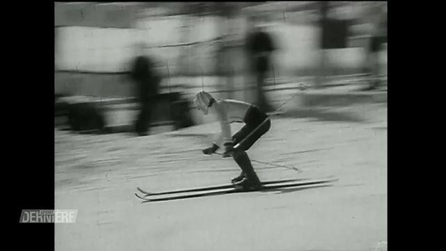 Ski, Paroles d'ex: Madeleine Berthod [RTS]