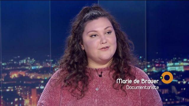 Grossophobie: le témoignage de Marie de Brauer 1-2 [RTS]