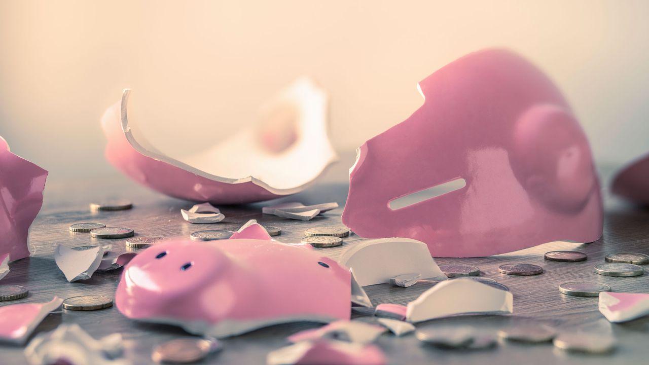 De plus en plus de personnes ont des arriérés de paiement depuis le début de la pandémie. [Dan Brownsword - Cultura Creative/AFP]