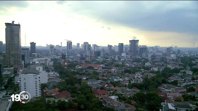 Pour les entreprises exportatrices suisses, comme la pharma ou l'industrie de précision, l'Indonésie est un marché prometteur. [RTS]