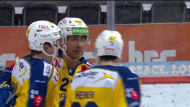 National League, 46e j.: Berne - Davos (1-2) [RTS]