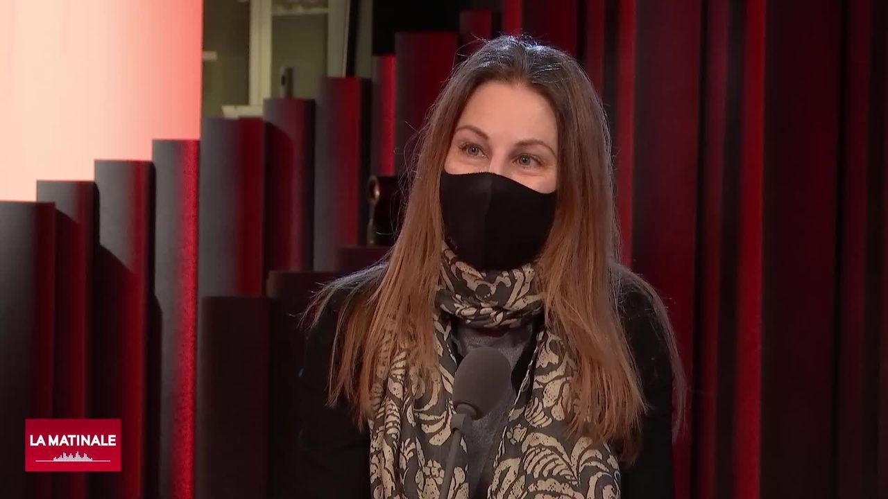 L'invitée de La Matinale (vidéo) - Adèle Thorens, conseillère aux Etats verte vaudoise [RTS]