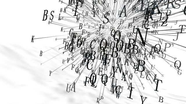L'évolution du langage. [carloscastilla - Depositphotos]