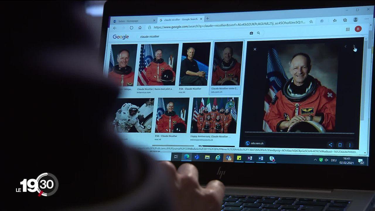 L'agence spatiale européenne veut recruter de futurs astronautes, avis aux candidats. [RTS]