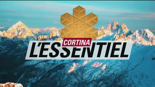 Cortina: L'essentiel [RTS]