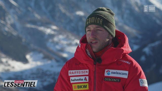 Ski - Charlotte Chable: avec Justin Murisier [RTS]