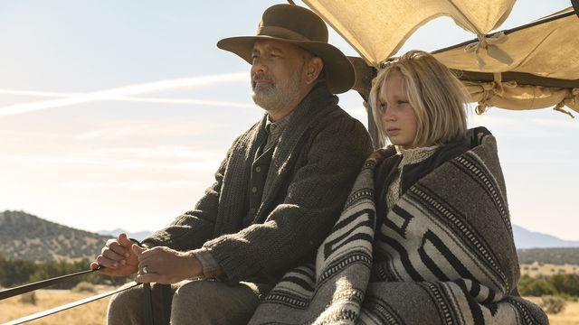 """Une scène du film """"La Mission"""" de Paul Greengrass. [Netflix - DR]"""