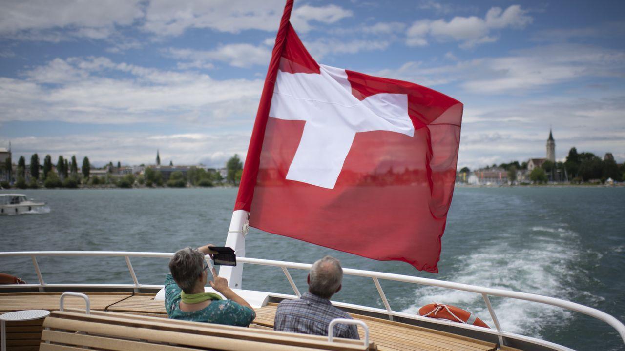 Les pertes liées à la pandémie pourraient se chiffrer en milliards pour le tourisme suisse. [Gian Ehrenzeller - Keystone]
