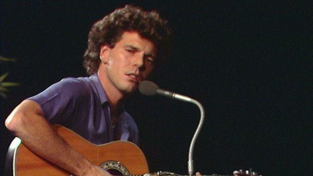Philippe Chatel en 1979. [RTS]