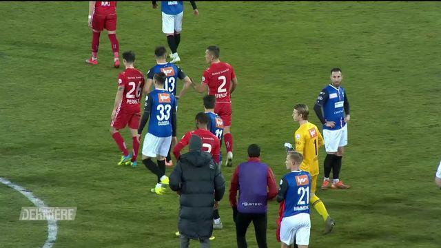Challenge League, 21e journée: Stade-Lausanne-Ouchy - Aarau (1-1) [RTS]