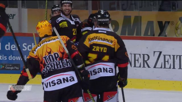 National League, 44e journée: Berne - Lausanne (6-5) [RTS]