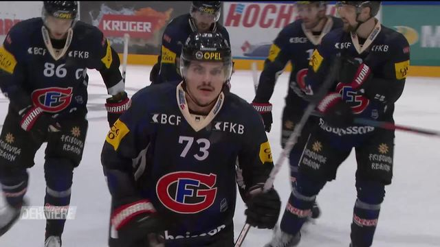 National League, 44e journée: Fribourg - Ambri (3-1) [RTS]
