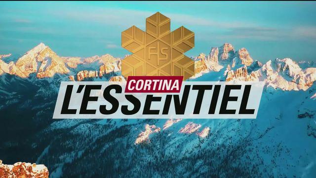 Cortina: L'essentiel - Samedi 20 Février [RTS]