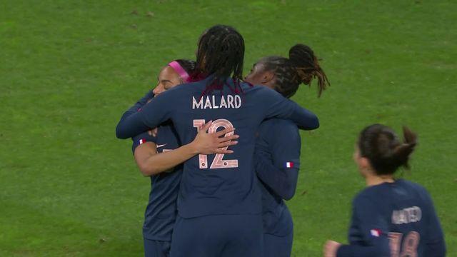 France - Suisse (2-0): les deux buts encaissés par la Suisse [RTS]