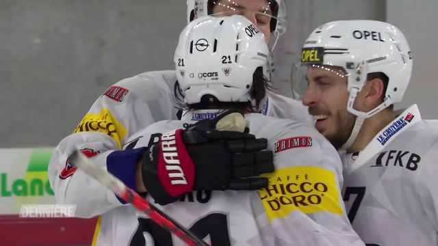 National League, 45e journée: Bienne - Fribourg (1-4) [RTS]