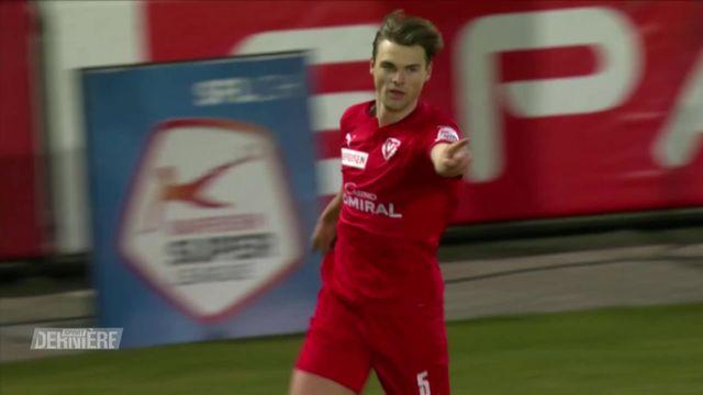 Super League, 17e journée: Vaduz - St-Gall (2-1) [RTS]