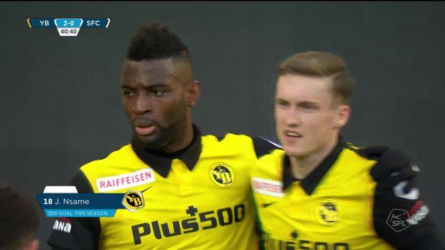 21e journée, Young Boys - Servette FC (2-0): les meilleurs moments de la recontre [RTS]