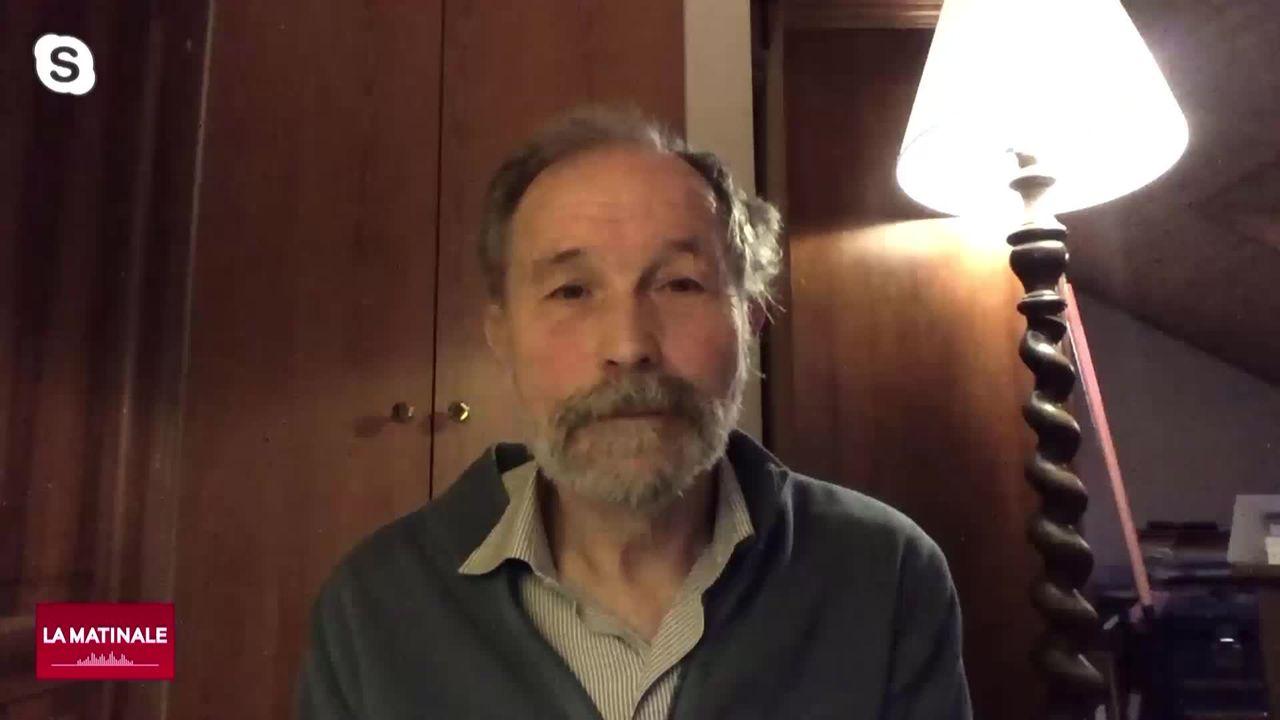 René Knüsel, politologue, parle des effets du Covid-19 sur les campagnes électorales (vidéo) [RTS]
