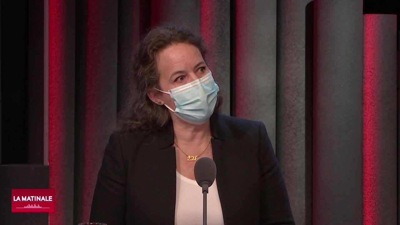 L'invitée de La Matinale (vidéo) - Tania Cavassini, directrice des ressources du DFAE [RTS]