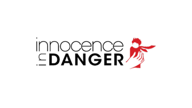 "Le logo de l'association ""Innocence en danger"" [Innocence en danger]"