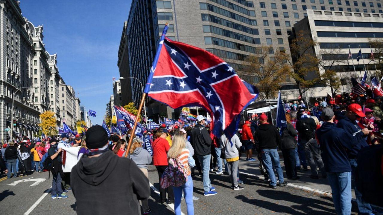 Les mouvements suprémacistes blancs et néonazis deviennent une menace internationale, selon le chef de l'ONU. [B.A. VAN SISE - AFP]