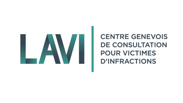 Logo du Centre genevois de consultation pour victimes d'infractions. [LAVI]