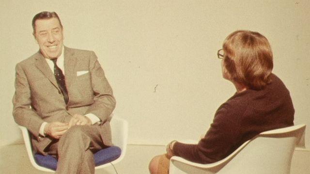 Fernandel en 1970. [RTS]