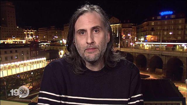 Sebastian Dieguez, chercheur en neurosciences, à propos du complotisme. [RTS]
