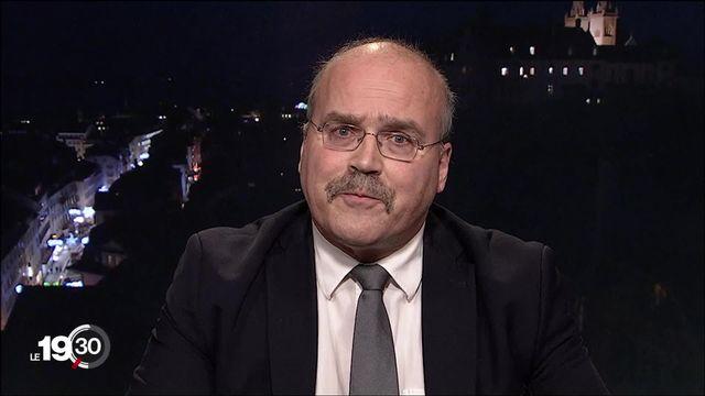 L'analyse de Philippe Bauer, conseiller aux Etats neuchâtelois (PLR). [RTS]