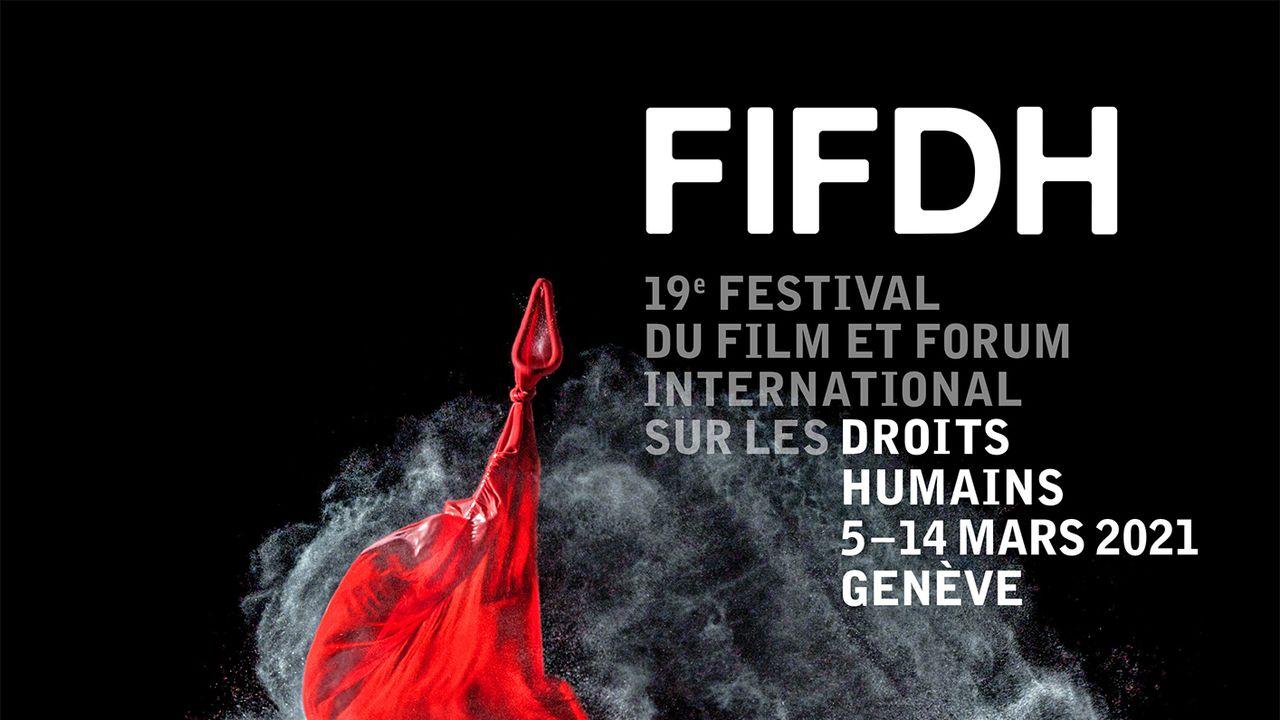 Affiche du FIFDH 2021. [DR]