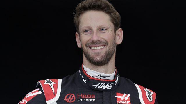 Romain Grosjean s'apprête à prendre un nouveau départ. [Rick Rycroft - AP]