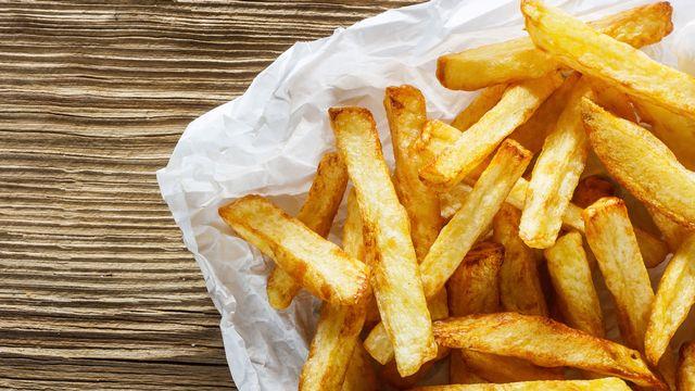 Le marché de la frite s'est effondré dans la restauration. [airborne77 - Fotolia]