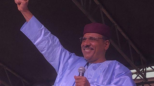 Au Niger, la victoire de Mohamed Bazoum à la présidentielle est contestée. [SOULEYMANE AG ANARA - EPA]