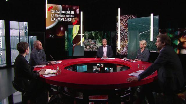 Suisse-Indonésie : la mondialisation exemplaire ? [RTS]