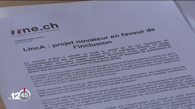 Neuchâtel crée un poste de préposé-e à l'inclusion [RTS]