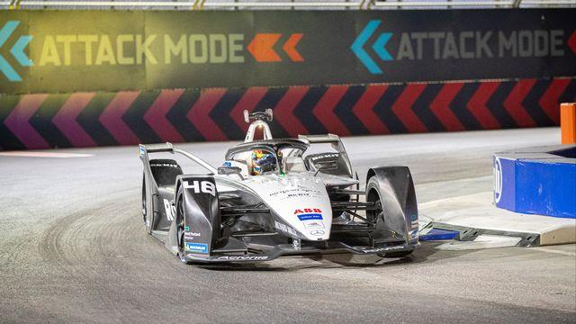 Edoardo Mortara a idéalement lancé la saison 7 de Formule E. [Gregory Lenormand - AFP]