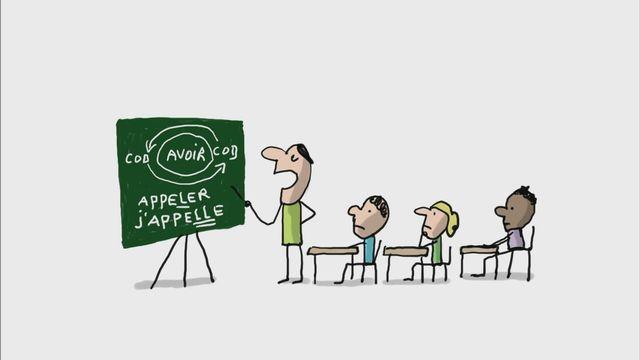 Pourquoi la langue française est-elle plus difficile que les autres ? [RTS]