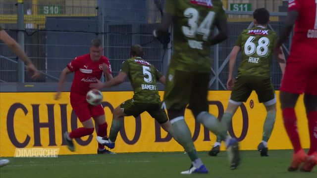 Super League, 22e journée: Sion - Vaduz (0-2) [RTS]